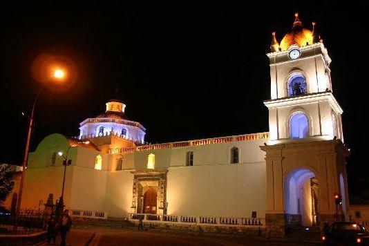 Informaci 243 N Centro Hist 243 Rico De Latacunga Latacunga