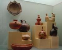Piezas Museo Arqueológico de Manabí