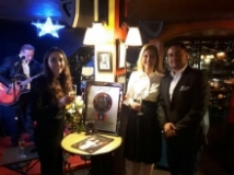 Café Mosaico recibe el premio internacional Five Star Diamond