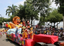 Carnaval Guayaquil 2017