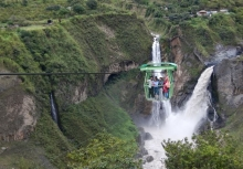 Tour Baños - Waterfalls Route