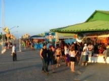 Actividad Comercial Malecón Manta