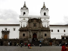 Iglesia San Francisco de Quito