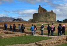 Tour Cuenca - Ruins of Ingapirca