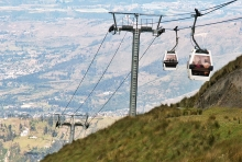 Quito Cable Car Tour - Middle of the World
