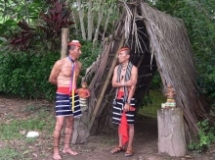 Tsáchilas o Colorados