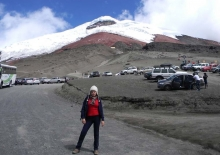 Cotopaxi volcano tour from Quito