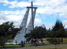 Cruz del papa Francisco