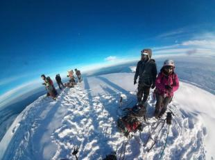 Cumbre Cayambe