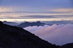 Los Andes desde Cotopaxi